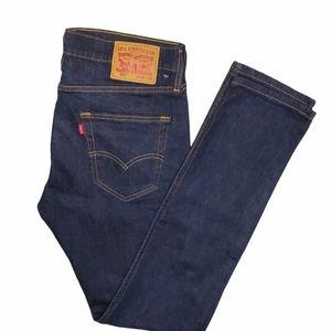 Mens Levi's 512 Jeans Sz 34/36 NWT.
